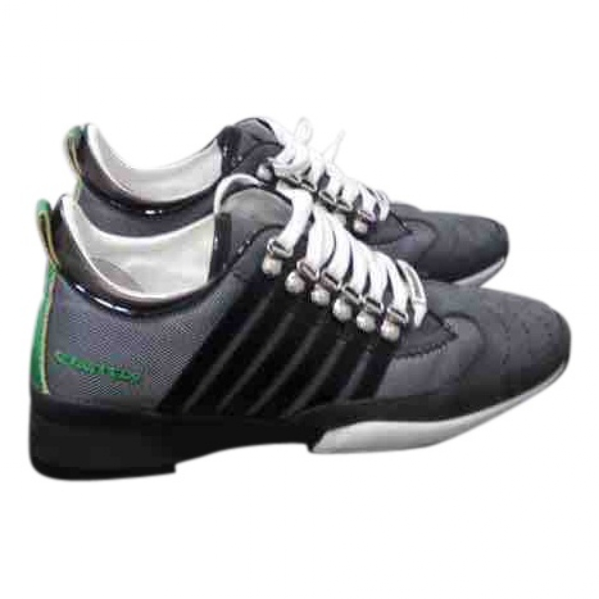 Dsquared2 251 Grey Trainers for Men 43 EU