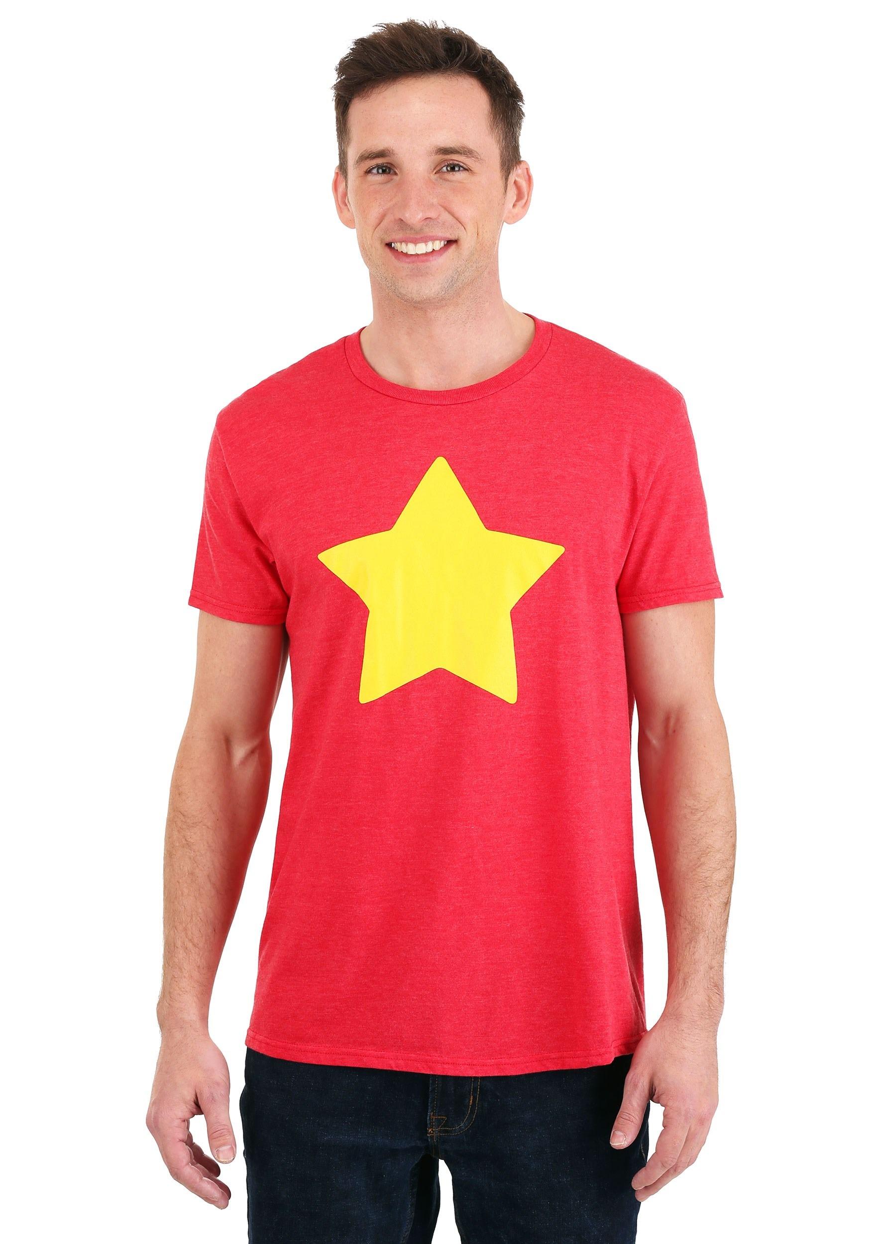 Steven Universe Star T-Shirt for Men