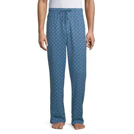 Stafford Mens Pajama Pants, 3x-large , Blue