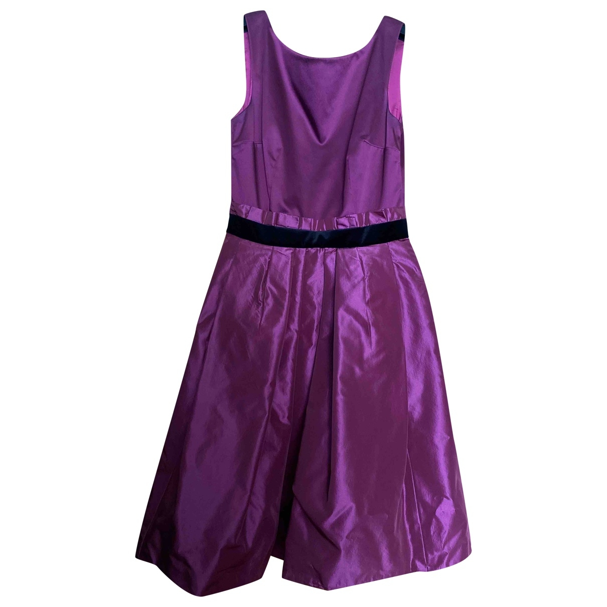D&g \N Kleid in  Lila Polyester