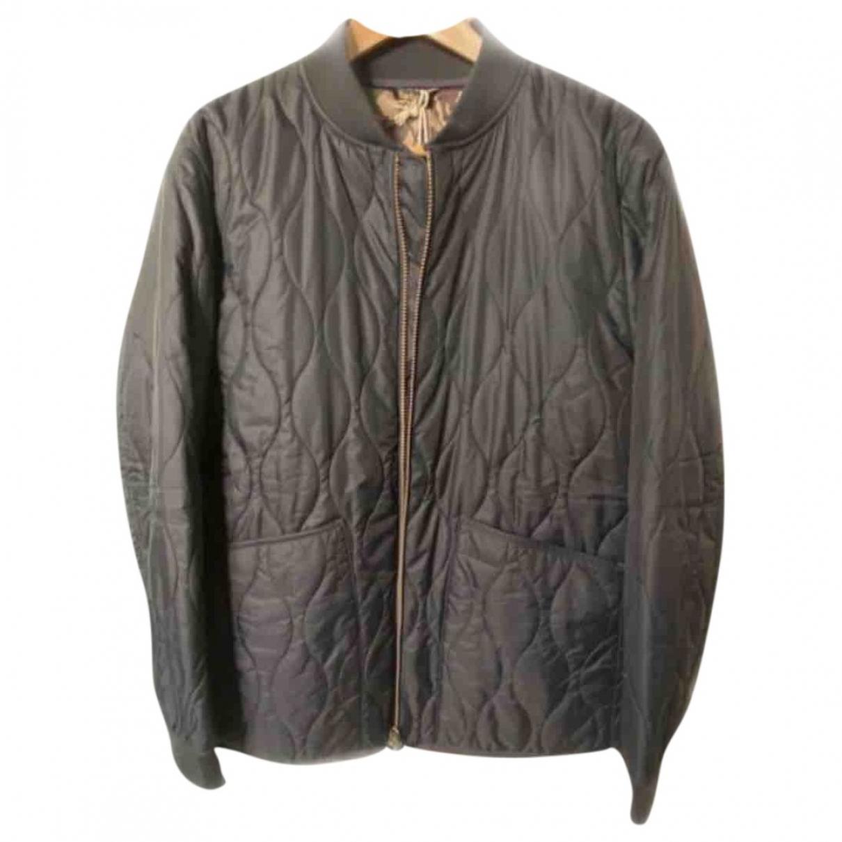 Barbour \N Black jacket  for Men XL International