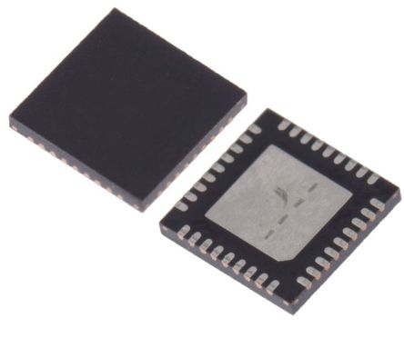 Maxim Integrated MAX98400AETX+ , Audio Amplifier IC 20kHz, 36-Pin TDFN-EP (50)