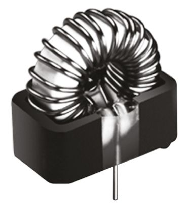 Pulse 100 μH ±20% Leaded Inductor, 5A Idc, 34mΩ Rdc