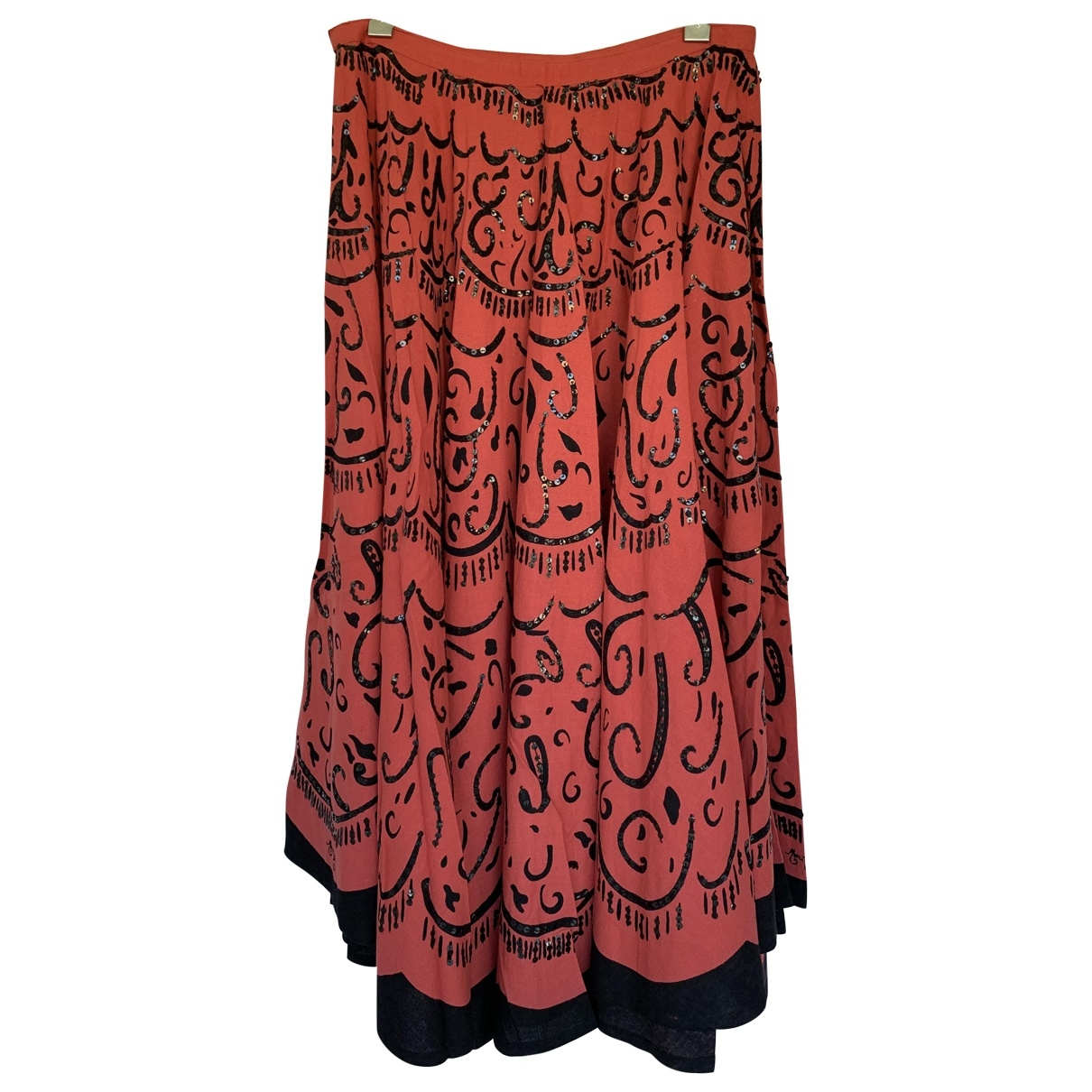 Georges Rech \N Cotton skirt for Women 40 FR