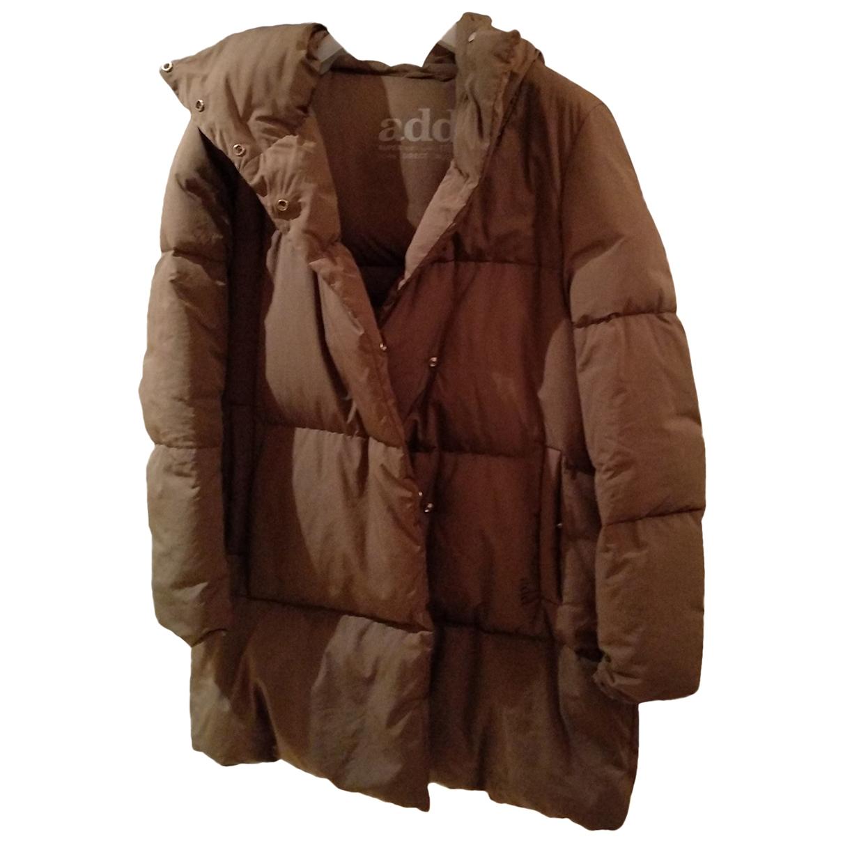Add - Manteau   pour femme - kaki