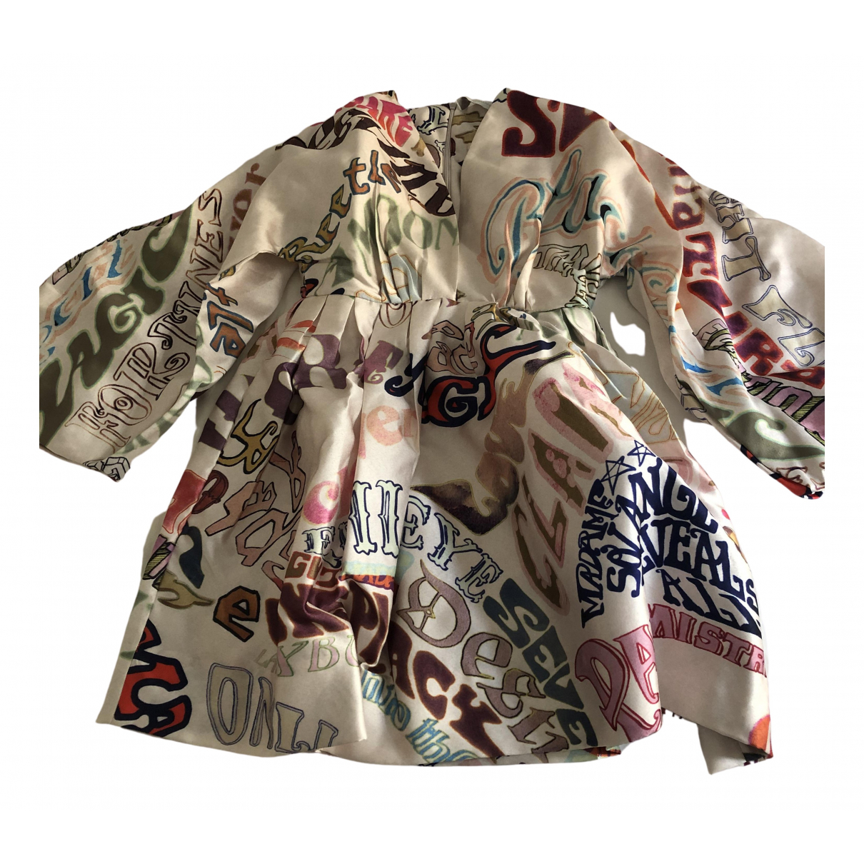 Zimmermann - Robe   pour femme en soie - multicolore