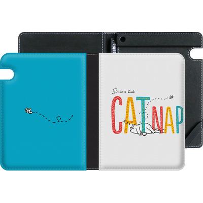Amazon Kindle Voyage eBook Reader Huelle - Catnap von Simons Cat