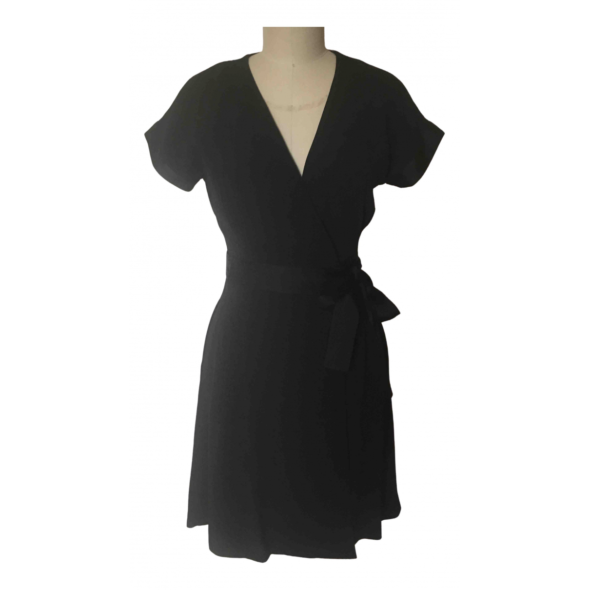 Comptoir Des Cotonniers N Black dress for Women 34 FR