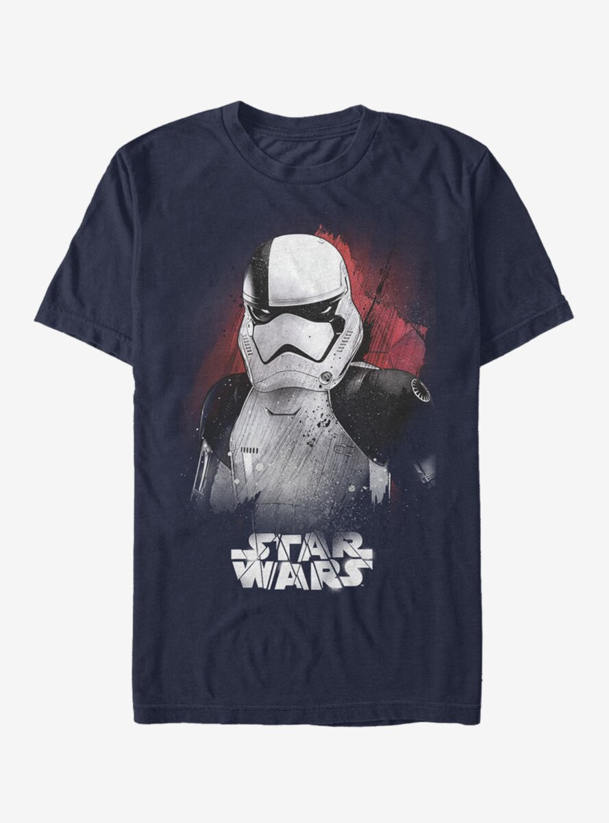 Star Wars New Stormtrooper Profile T-Shirt