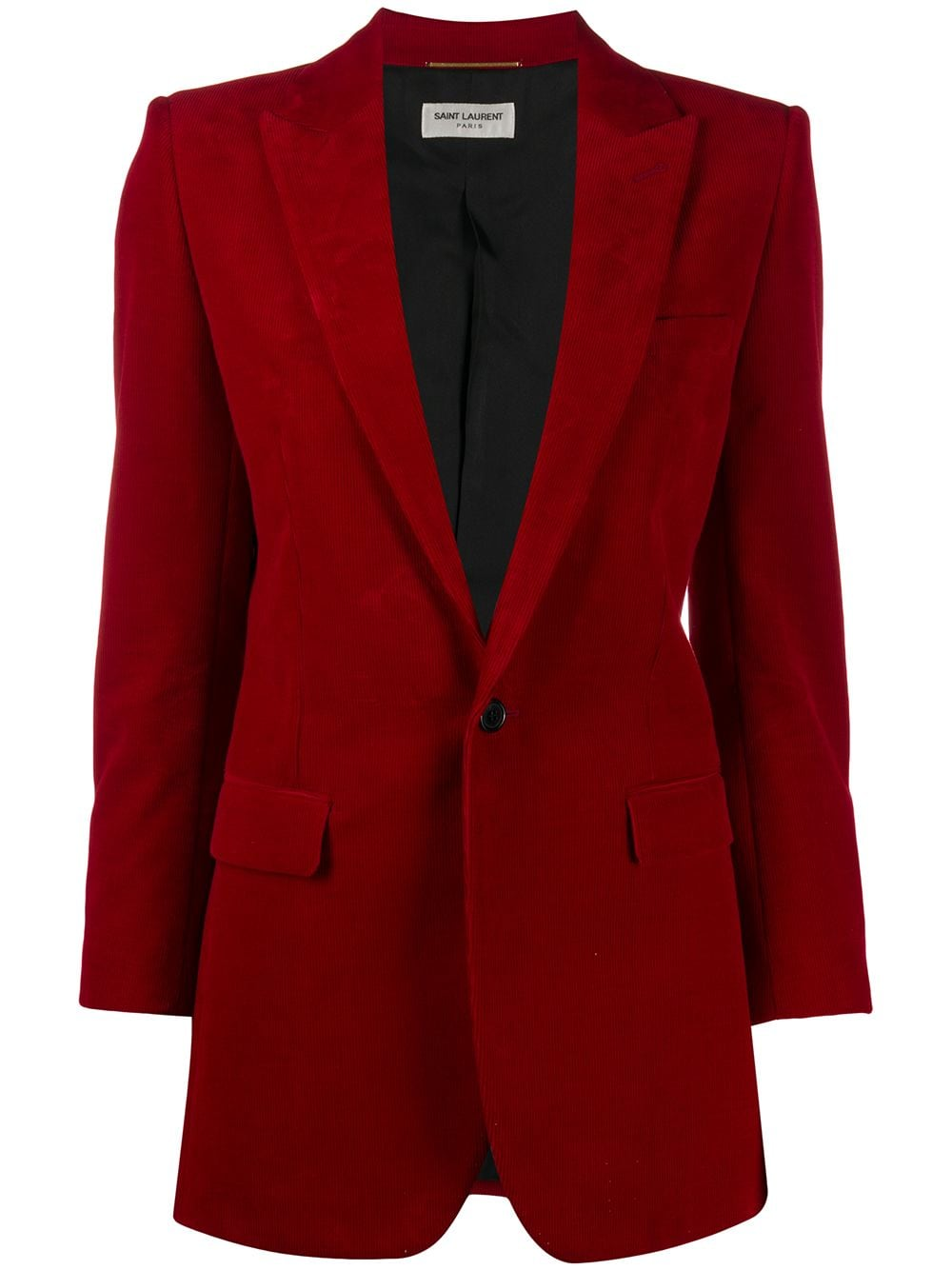 Cotton silk jacket