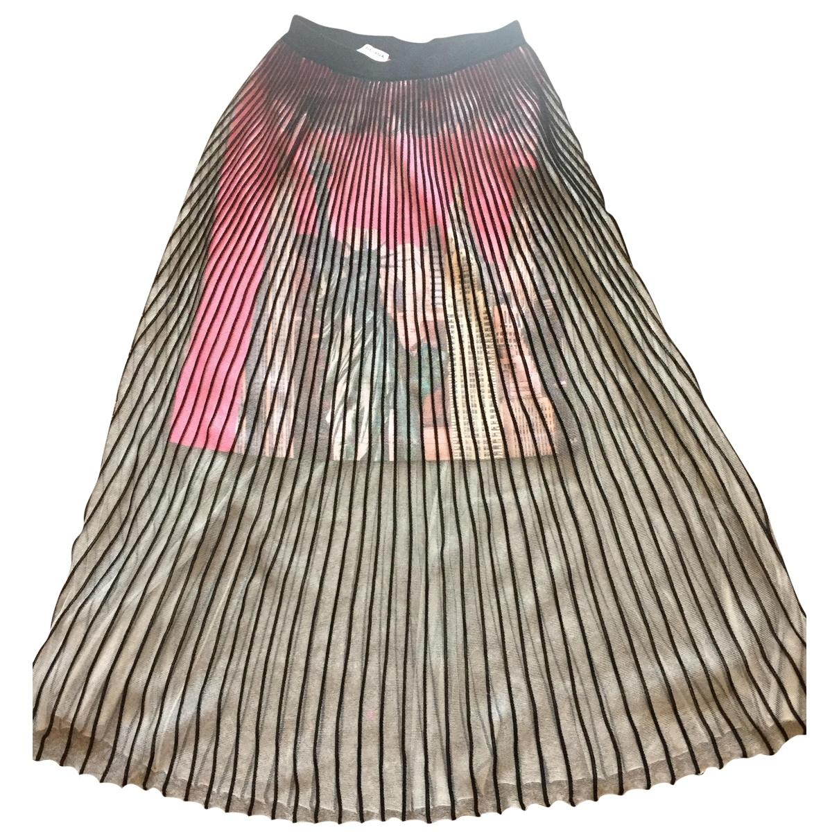 Balenciaga - Jupe   pour femme en coton - multicolore