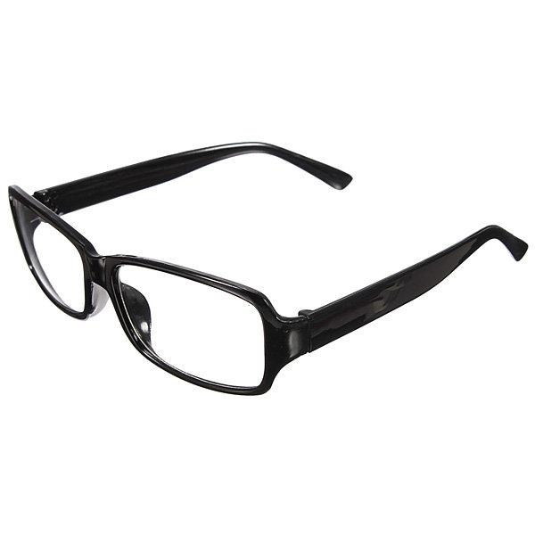 Men Women Retro Clear Shell Lens Plain Nerd Geek Glasses Eyewear