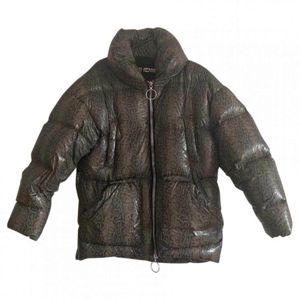 Ienki Ienki - Manteau   pour femme - anthracite