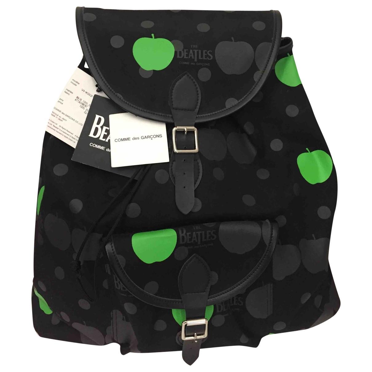 Converse X Play Comme Des Garçons \N Black Cotton backpack for Women \N