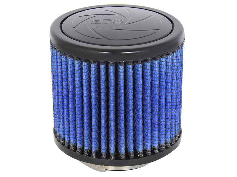 aFe POWER 24-24504 Magnum FLOW Pro 5R Air Filter 2-7/16 F x 4-3/8 B x 4-3/8 T x 4 H in