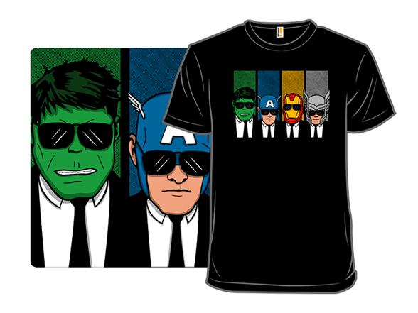Reservoir Avengers T Shirt