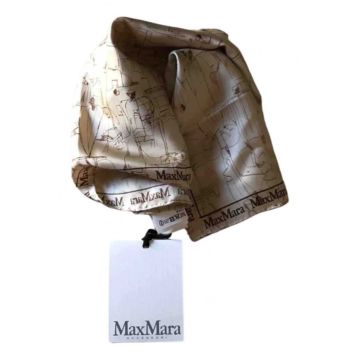 Pañuelo de Seda Max Mara