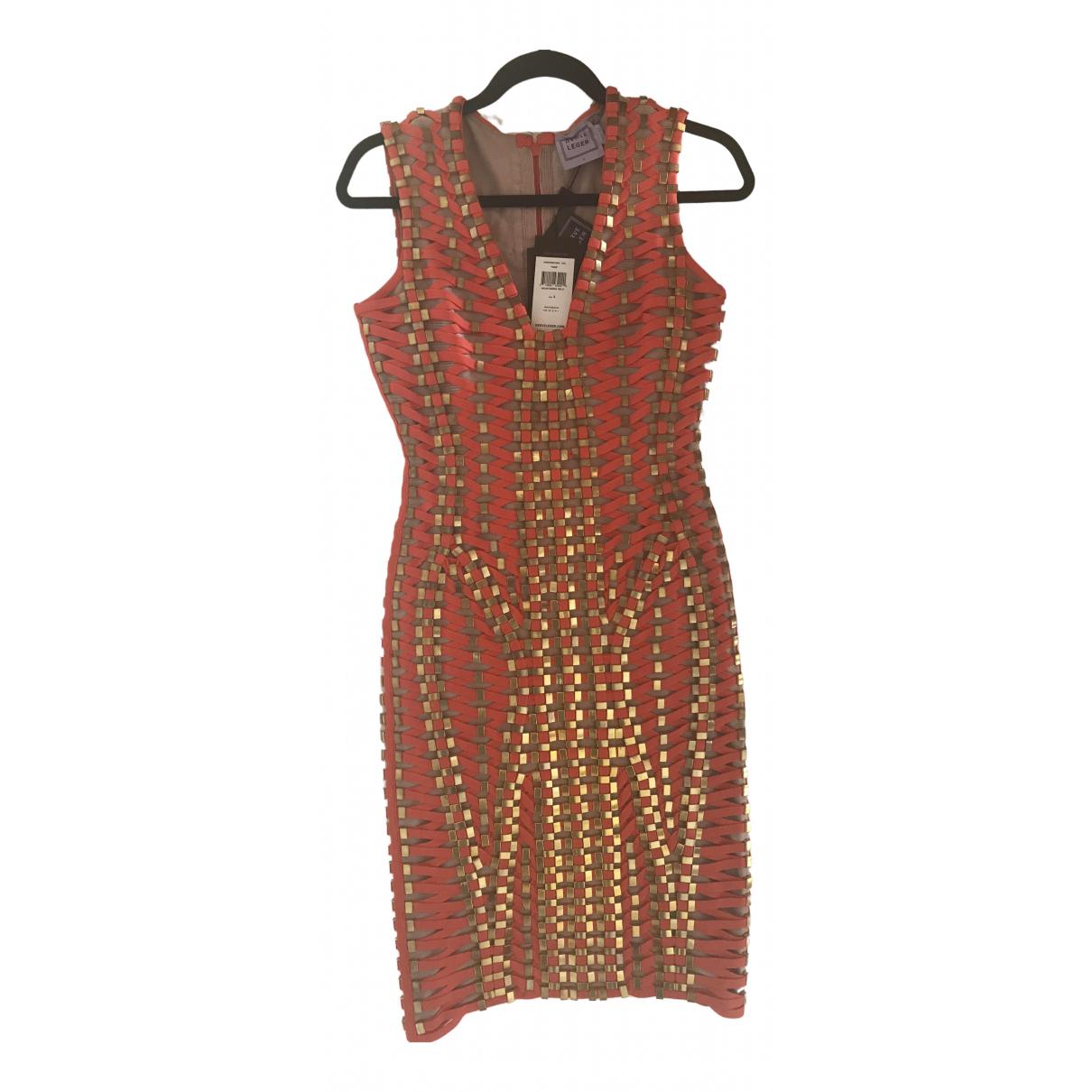 Herve Leger \N Multicolour dress for Women S International