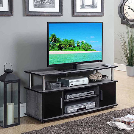Monterey TV Stand, One Size , Gray