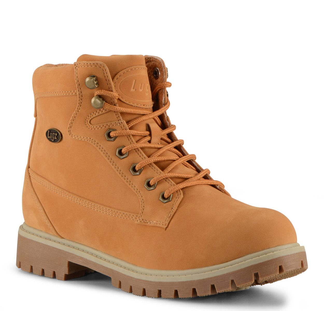 Men's Mantle Hi 6-Inch Boot (Choose Your Color: Golden Wheat/Cream/Gum, Choose Your Size: 12.0)