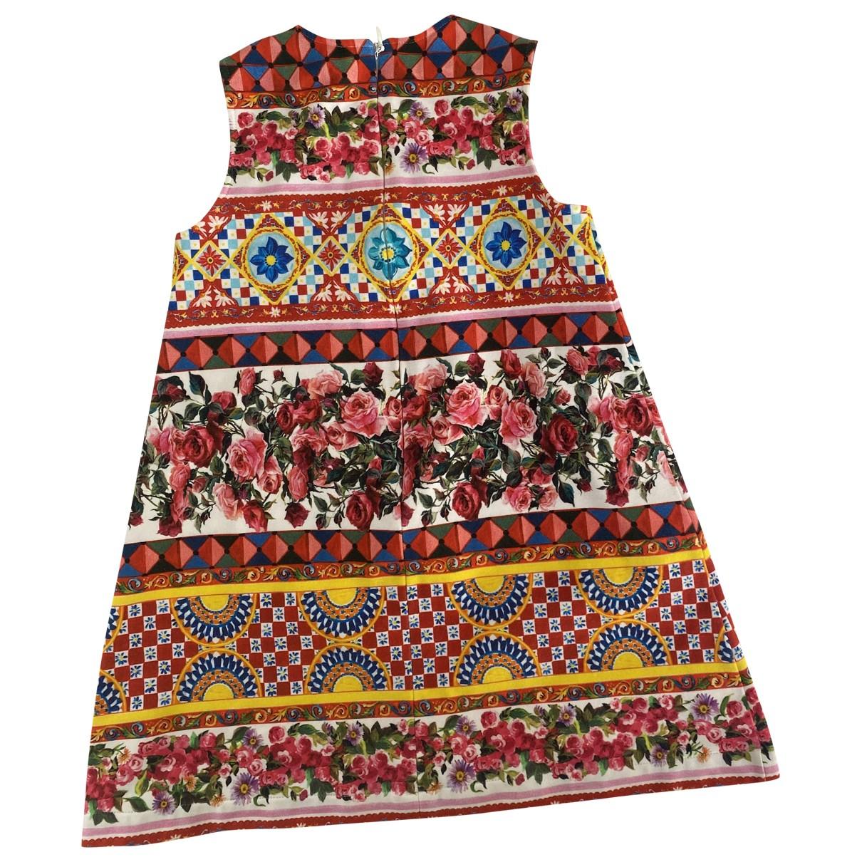 Dolce & Gabbana - Robe    pour enfant en coton