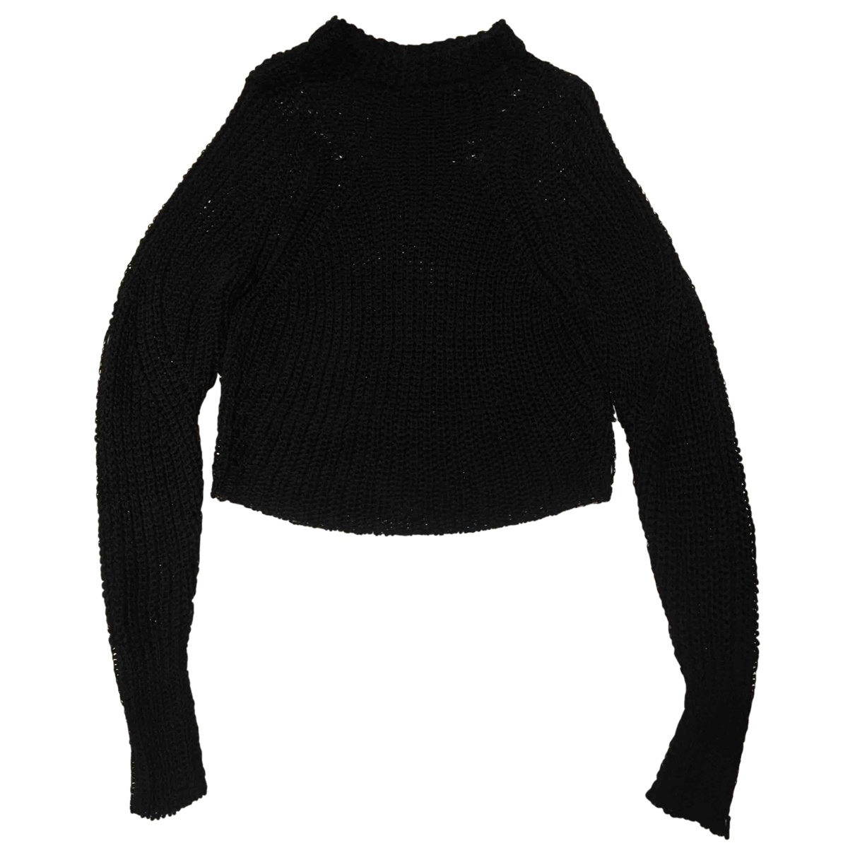 Isabel Marant \N Black Linen Knitwear for Women 38 FR