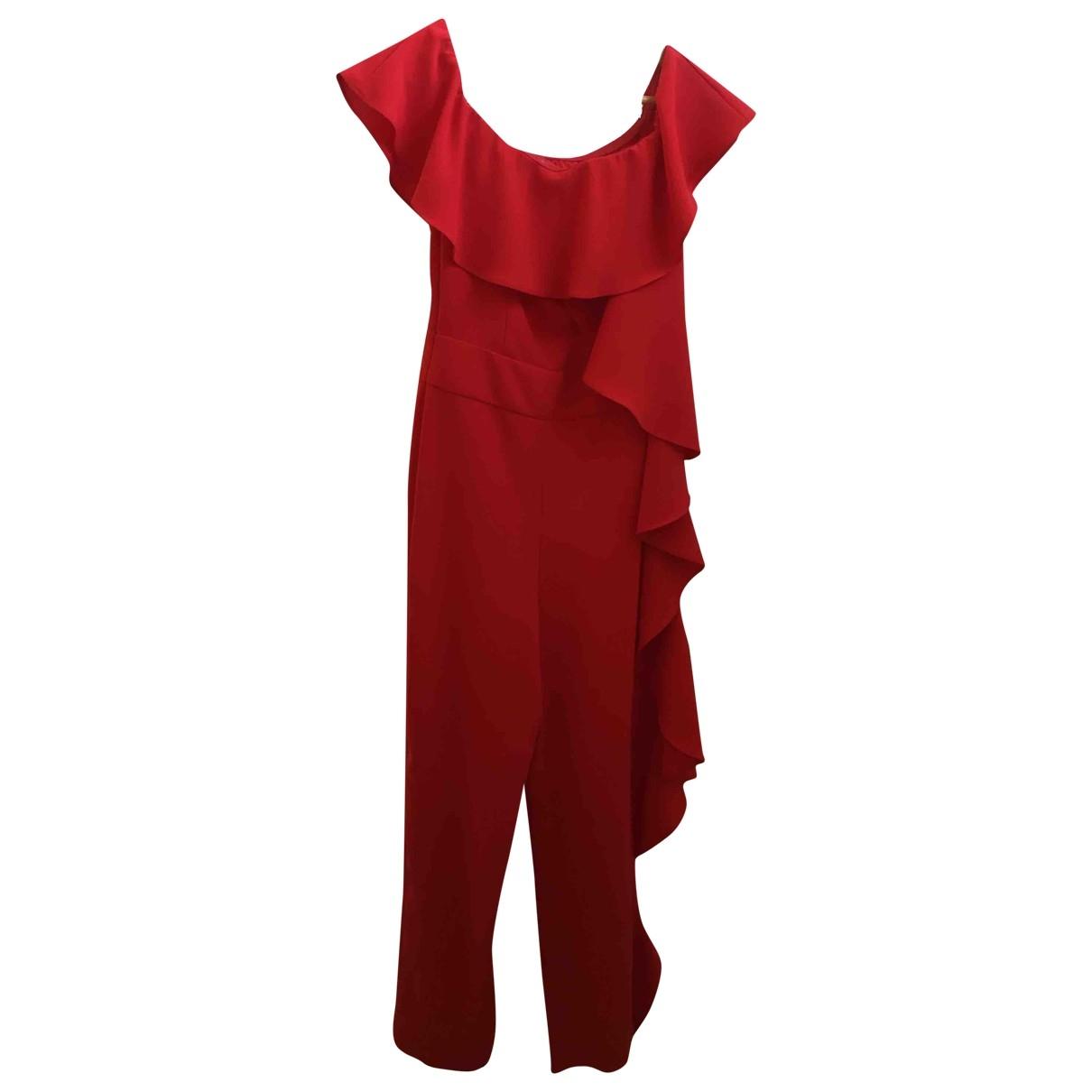 Zara - Combinaison   pour femme - orange