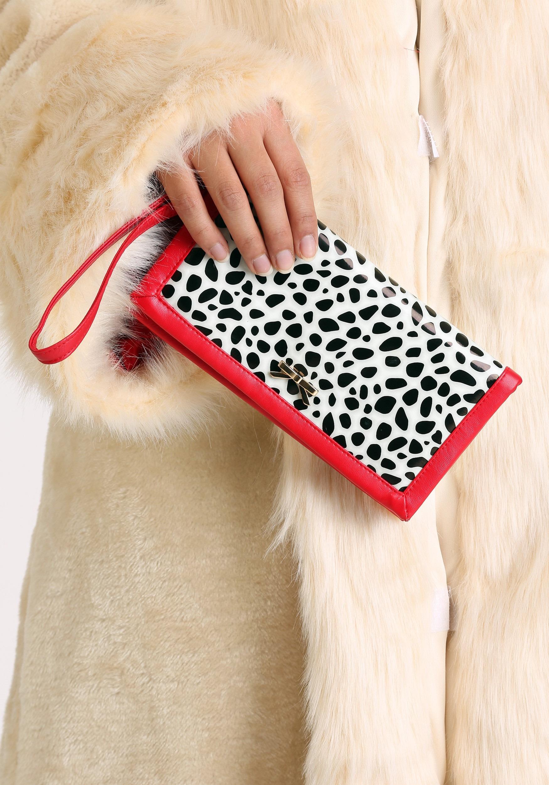 Dalmatian Purse for Women