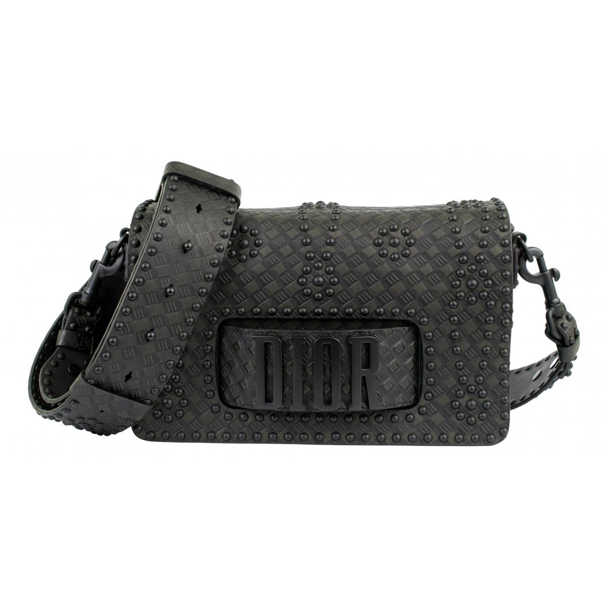 Dior Dio(r)evolution Black Leather handbag for Women N