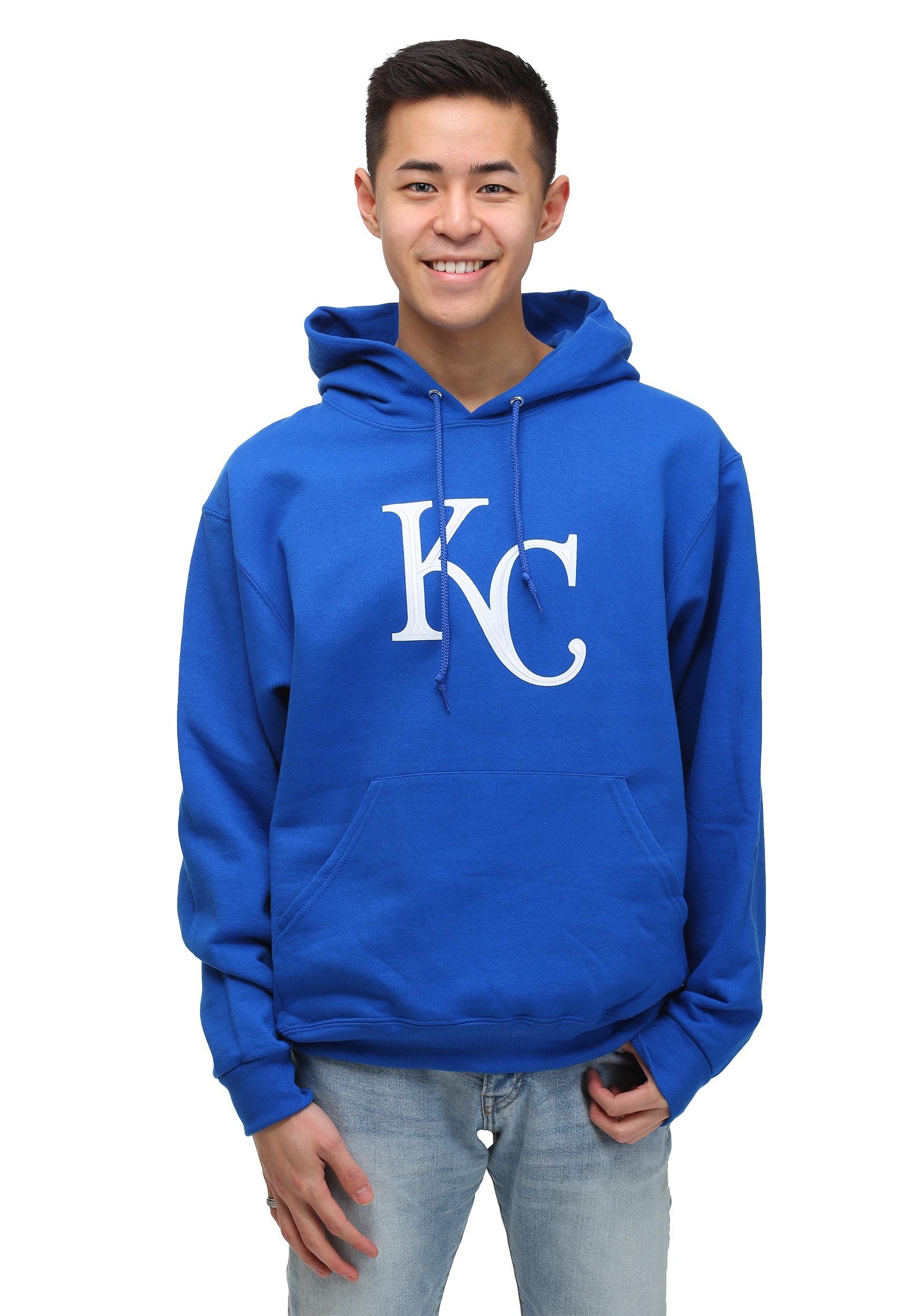 Kansas City Royals Scoring Position Men's Hooded Sweatshirt