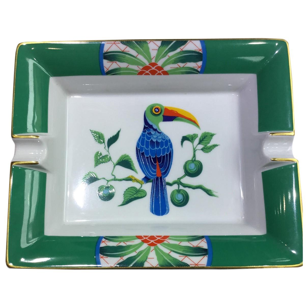Hermes - Objets & Deco H Deco pour lifestyle en porcelaine - vert
