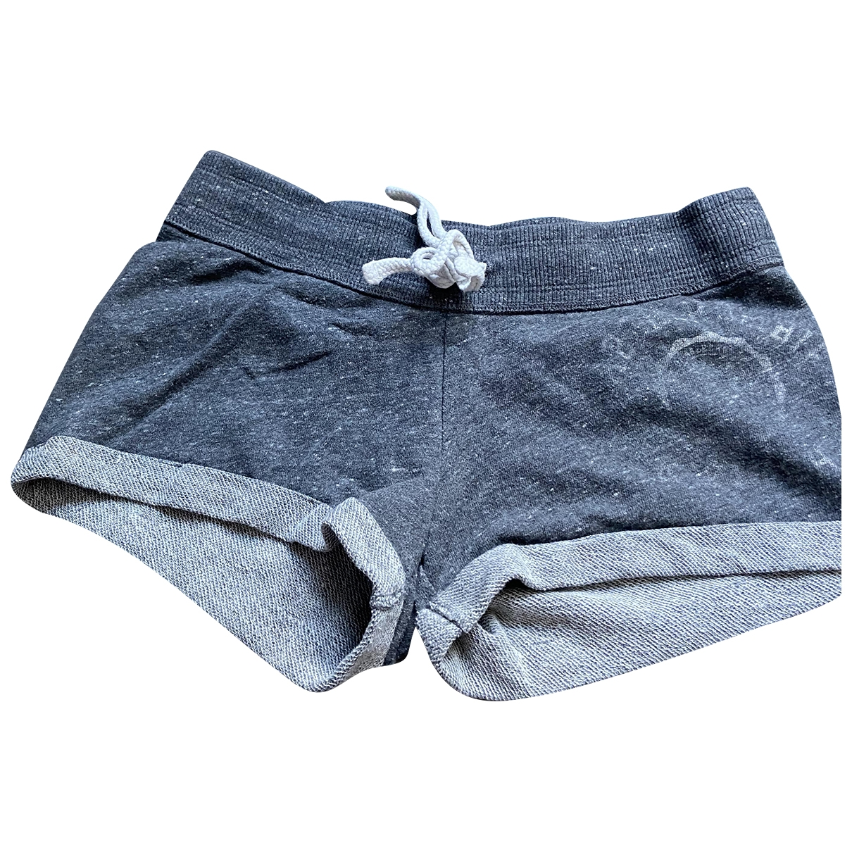 Abercrombie & Fitch \N Grey Cotton Shorts for Women XS International