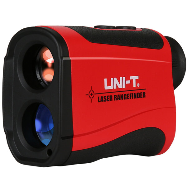 UNI-T LM600 600M Laser Rangefinder Distance Meter Monocular Telescope Speed TesterHunting Golf Outdoor