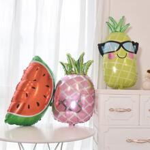 3pcs Fruit Shaped Balloon