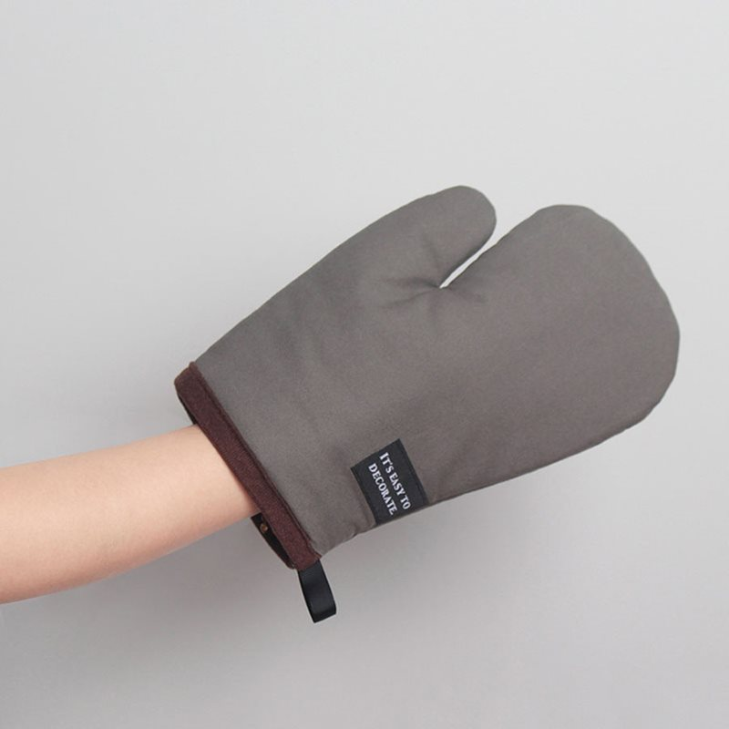Beddinginn Plain Cotton Insulated Gloves