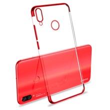 Transparent Huawei Phone Case