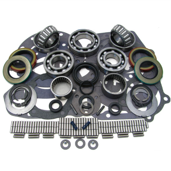 NP205 Transfer Case Bearing/Seal Kit 69-74 Truck Plus 73-77 F250 USA Standard Gear ZTBK205RDF