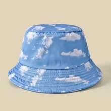 Graphic Bucket Hat