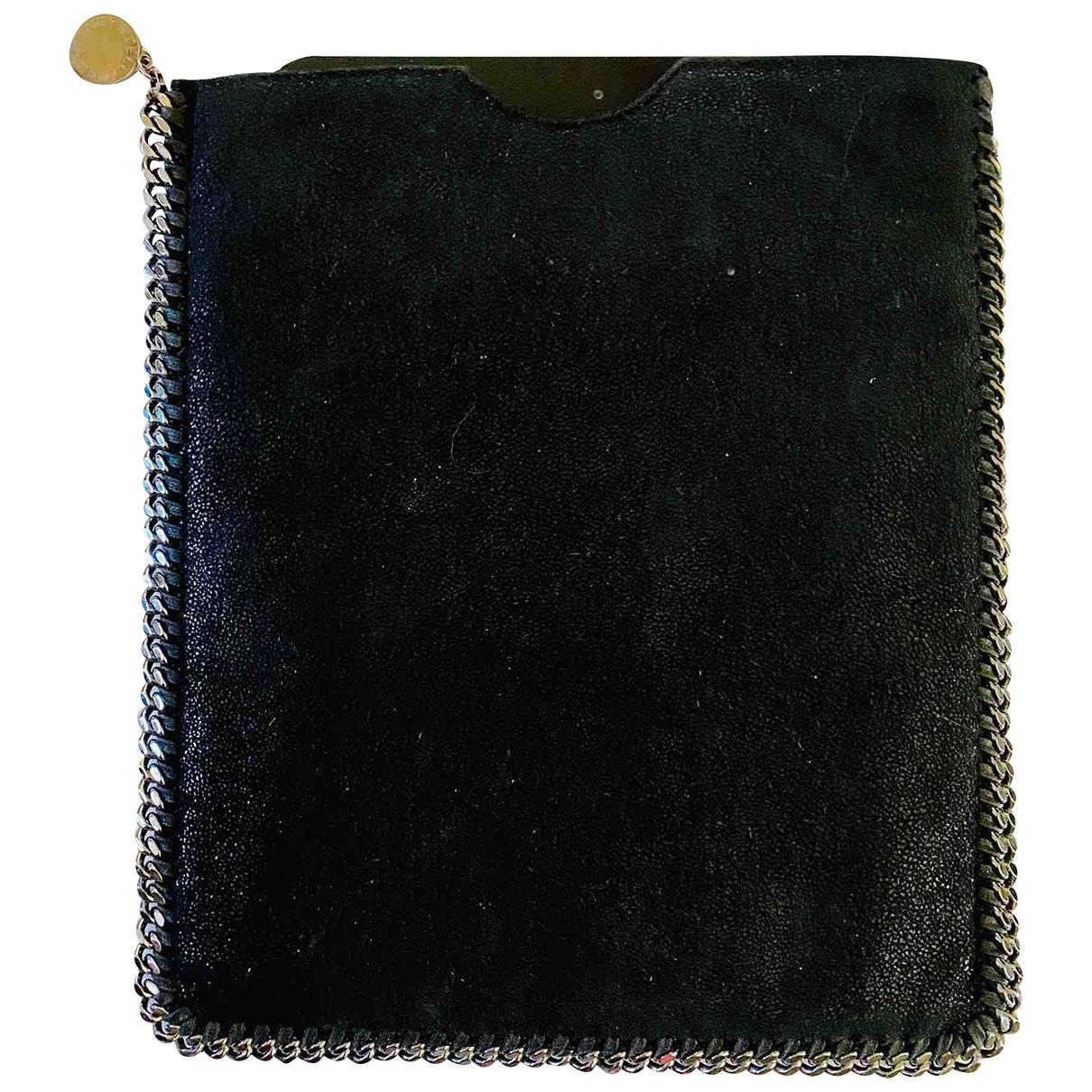 Stella Mccartney - Accessoires   pour lifestyle en cuir - anthracite