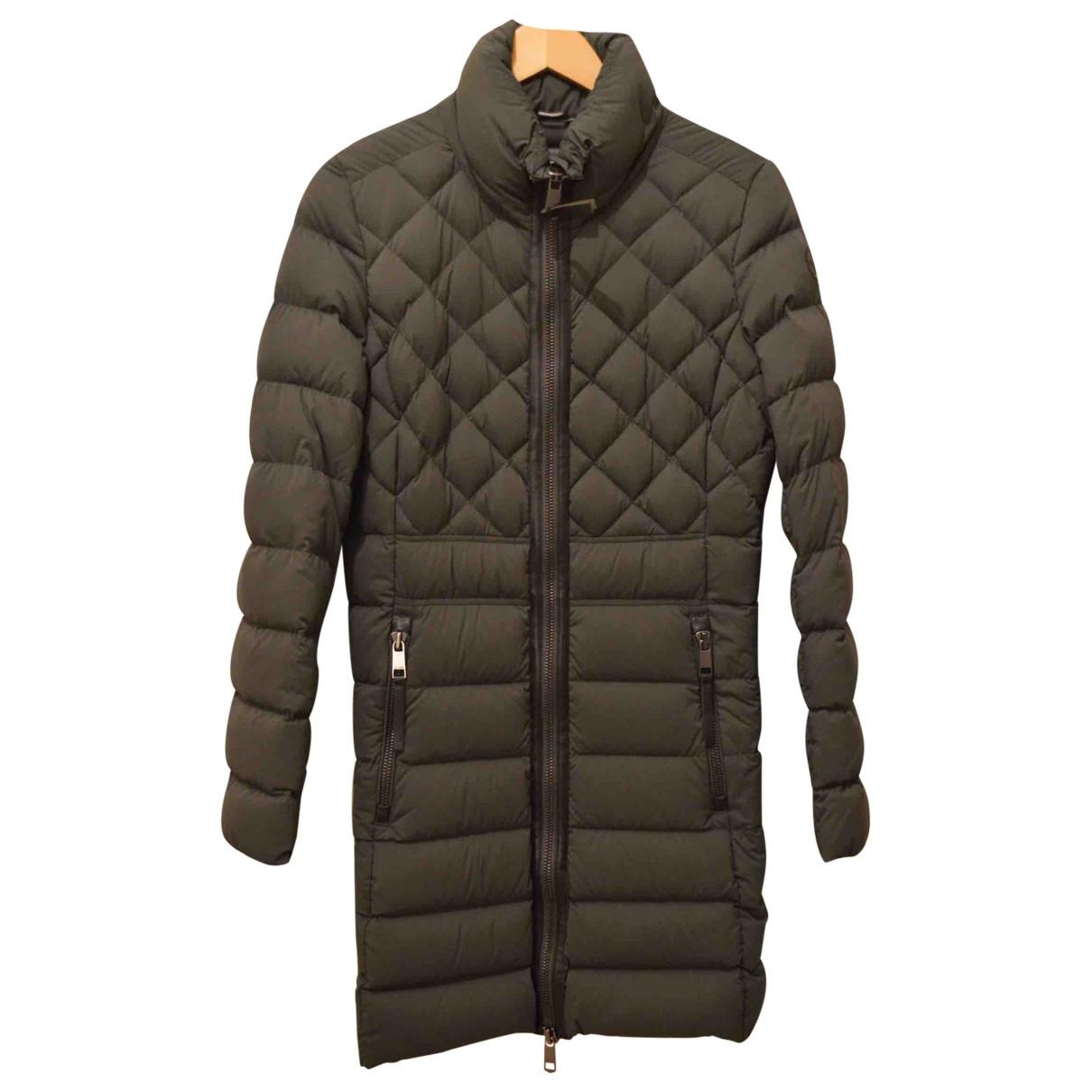 Tommy Hilfiger - Manteau   pour femme - vert