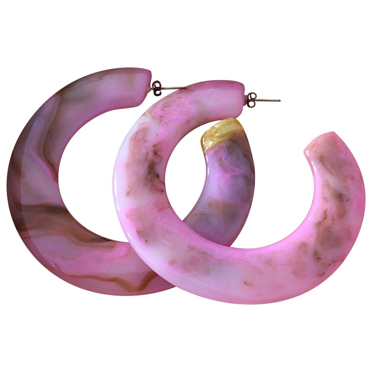 Cult Gaia - Boucles doreilles   pour femme - rose