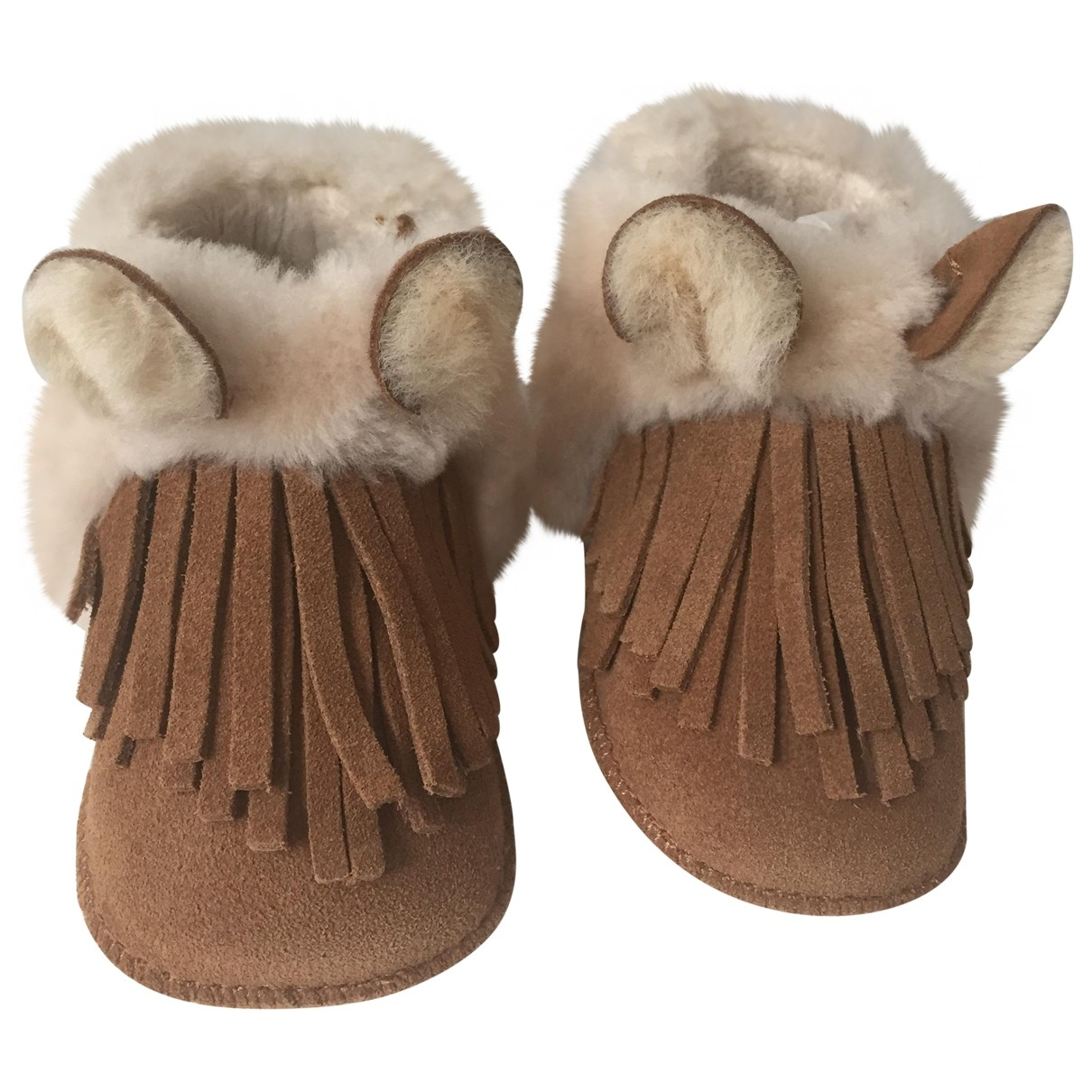 Ugg \N Camel Boots for Kids 18 EU