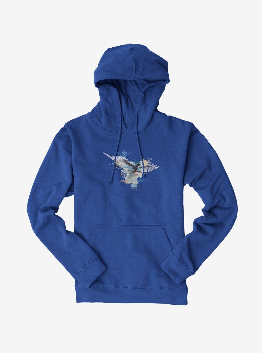 Fantastic Beasts Thunderbird Watercolor Hoodie