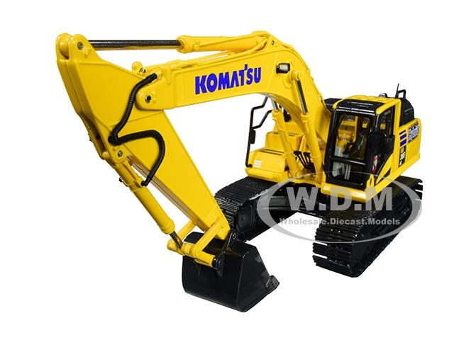 Komatsu HB365LC-3 Hybrid Excavator 1/50 Diecast Model by First Gear