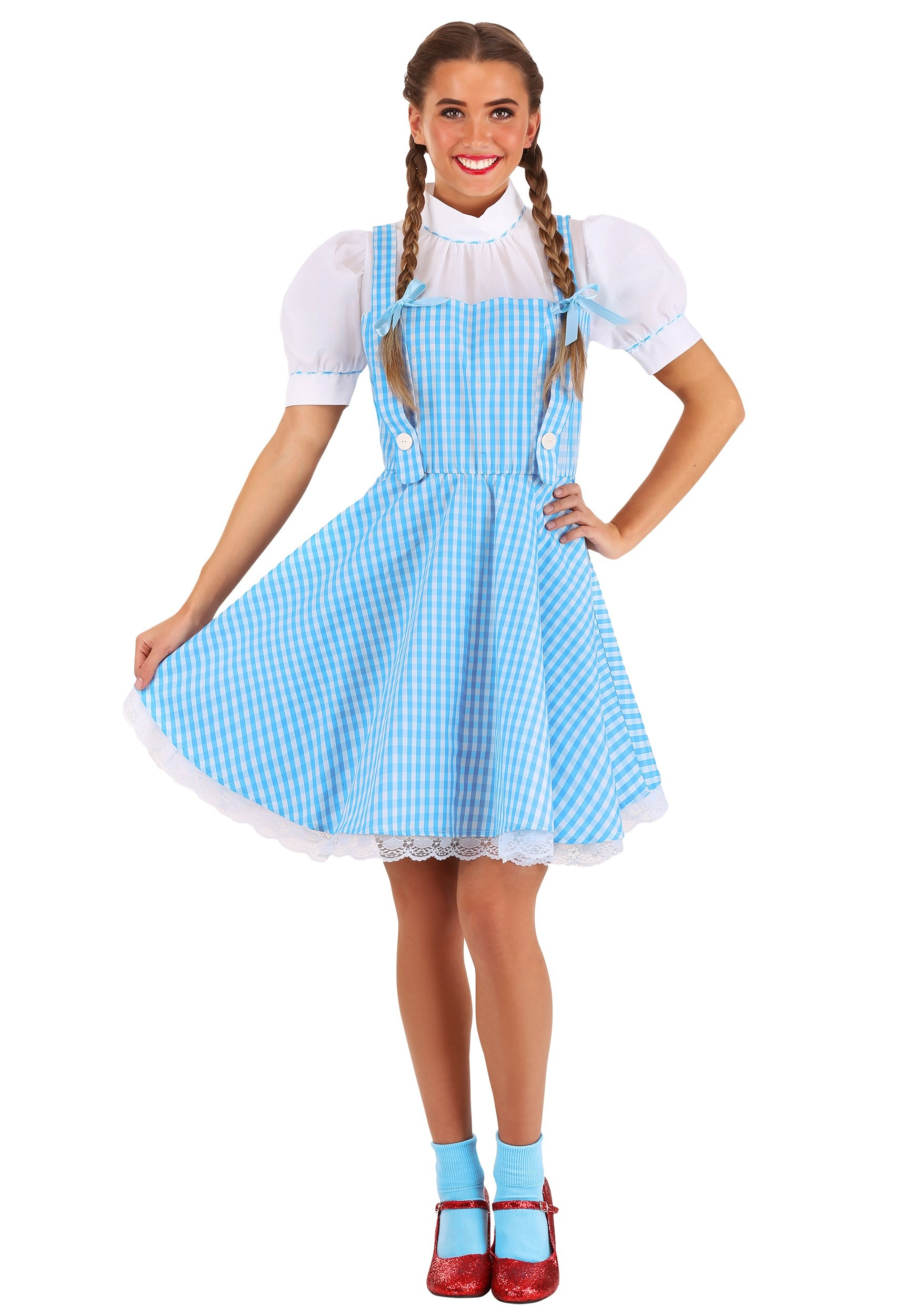 Wizard of Oz Dorothy Costume for Adults