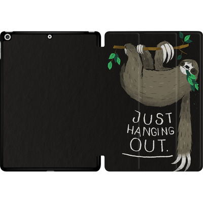Apple iPad 9.7 (2018) Tablet Smart Case - Just Hanging Out von Louis Ros