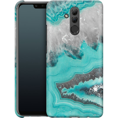 Huawei Mate 20 Lite Smartphone Huelle - Water Agate von Emanuela Carratoni