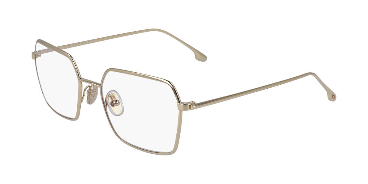 Victoria Beckham VB2104 714 Women's Glasses Gold Size 53 - Free Lenses - HSA/FSA Insurance - Blue Light Block Available