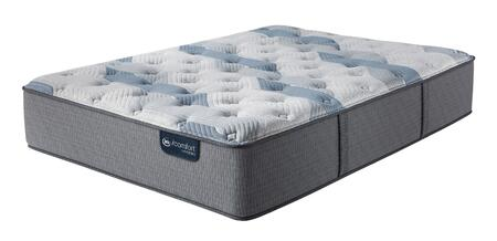 iComfort Hybrid 500822991-1020 Blue Fusion 100 Firm Twin Extra Long Mattress with TempActiv Gel Memory Foam  Hybrid Coil Support and FireBlocker
