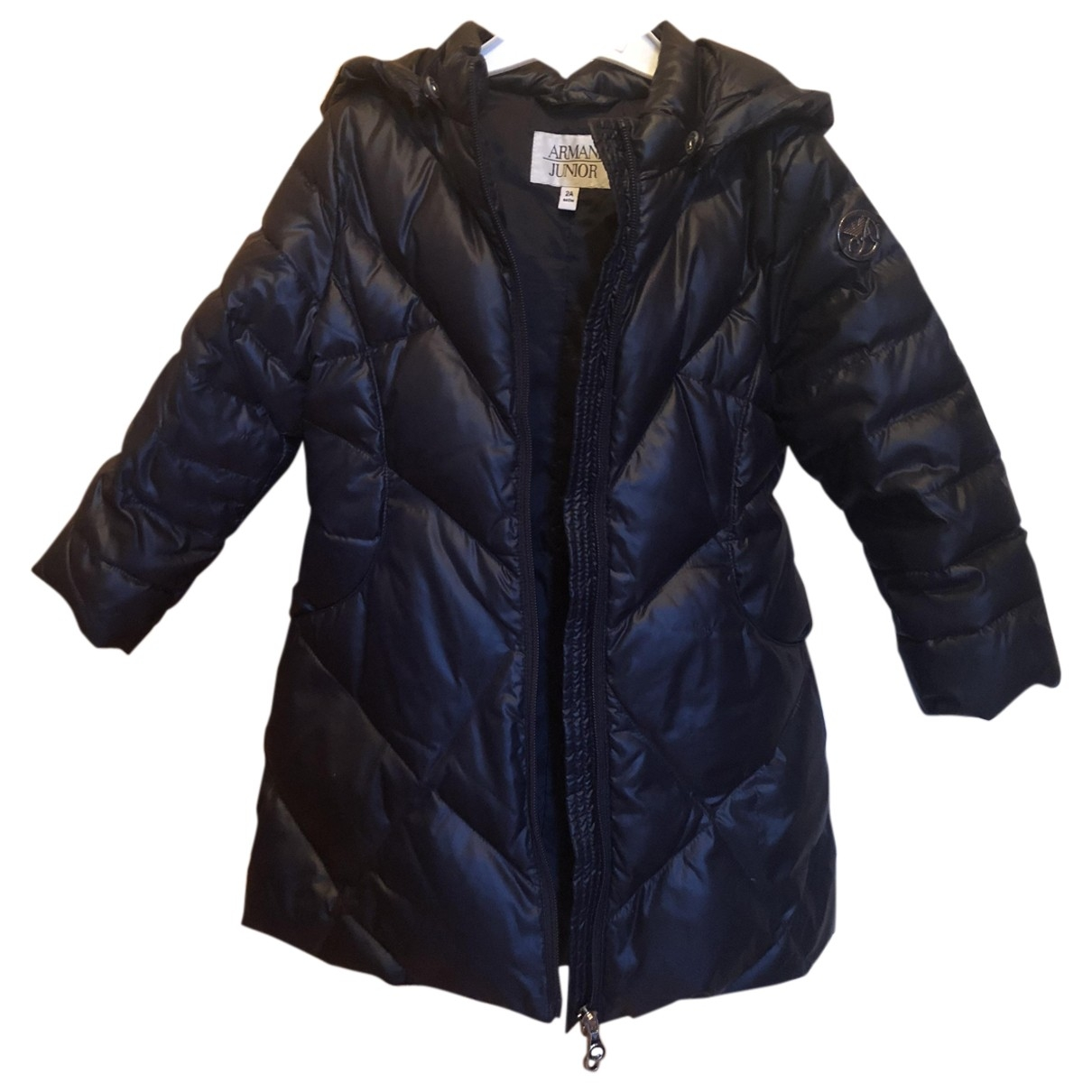 Armani Baby \N Navy jacket & coat for Kids 2 years - up to 86cm FR